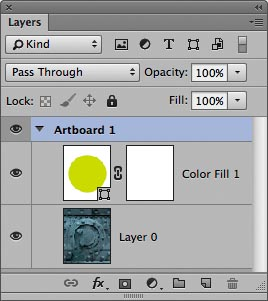 new artboard in photoshop cc